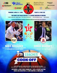 2019 Coaches' Cook-Off